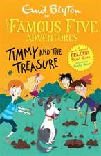 FAMOUS FIVE ADVENTURES TIMMY AND THE T