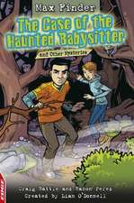The Case of the Haunted Babysitter and Other Mysteries