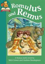 Gowar, M: Must Know Stories: Level 2: Romulus and Remus