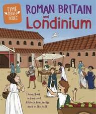 TIME TRAVEL GUIDES ROMAN BRITAIN A