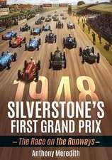 Silverstone's First Grand Prix