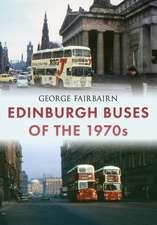 Edinburgh Buses:  An Illustrated History
