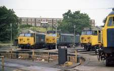 Shed Bashing in the 1970s and 1980s