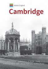 Historic England: Cambridge