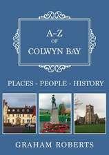 A-Z of Colwyn Bay