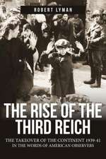 Rise of the Third Reich