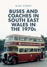 Buses and Coaches in South East Wales in the 1970s
