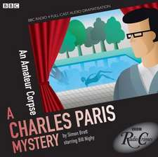 Charles Paris  An Amateur Corpse (BBC Radio Crimes)