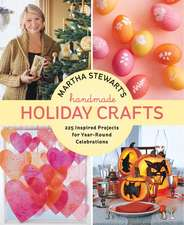 Martha Stewart's Crafts For All Occasions