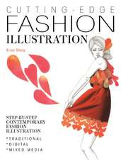 Cutting-Edge Fashion Illustration