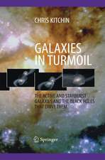 Galaxies in Turmoil: The Active and Starburst Galaxies and the Black Holes That Drive Them