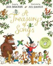 A Treasury of Songs:  And What Alice Found There
