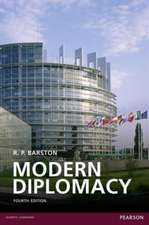 Modern Diplomacy. R.P. Barston:  A Practical Guide