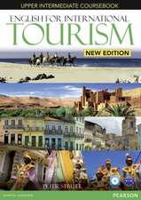 English for International Tourism New Edition Upper Intermediate Coursebook (with DVD-ROM)