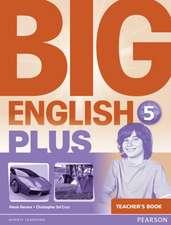 Big English Plus 5 Teacher's Book