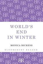 World's End in Winter