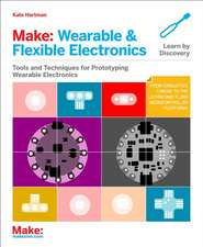 Make – Wearable Electronics