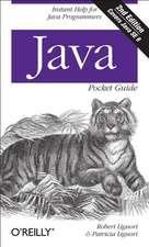 Java 7 Pocket Guide 2ed