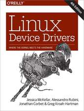 Linux Device Drivers 4ed