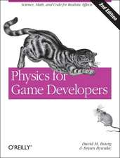 Physics for Game Developers 2e