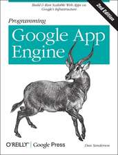 Programming Google App Engine 2e