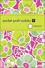 Pocket Posh Sudoku 9: 100 Puzzles