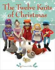 The Twelve Knits of Christmas