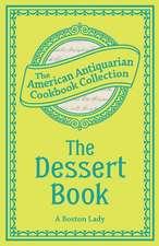 The Dessert Book