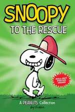 Snoopy to the Rescue  (PEANUTS AMP! Series Book 8)