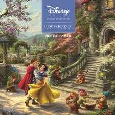 Thomas Kinkade: The Disney Dreams Collection - Sammlung der Disney-Träume 2020