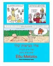 Gemarah Gems Comics:  Eilu Metzios