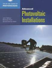 Advanced Photovoltaic Installations