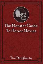 The Monster Guide to Horror Movies:  Infertility Resources