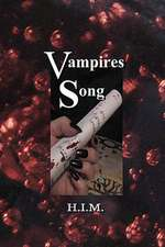 Vampires' Song:  A Spiritual Mystery