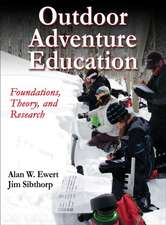 Outdoor Adventure Education