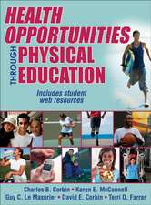 Health Opportunities Through Physical Education:  Boston 2013 Through the Eyes of the Runners