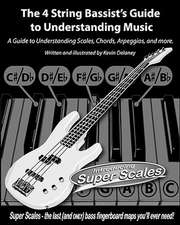 The 4 String Bassist's Guide to Understanding Music