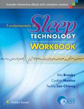Fundamentals of Sleep Technology Workbook