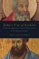 John's Use of Ezekiel