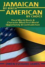 Jamaican by Birth American by Choice:  The Art of Creating Wealth