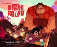 The Art of Wreck-It Ralph:  Creates Thousands of Writing Prompts