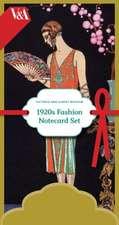 Victoria & Albert Museum 1920s Fashion Notecard Set