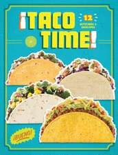 Taco Time:  12 Notecards & Envelopes