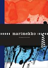 Marimekko Notebook Collection (Saapaivakirja/Weather Diary): (blank Journal Featuring Scandinavian Design, Colorful Lifestyle Floral Stationery Collec