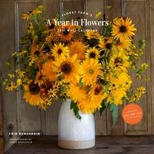 2021 Wall Calendar: Floret Farm's Cut Flower Garden