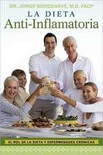 La Dieta Anti-Inflamatoria