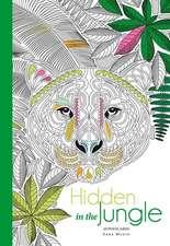 Hidden in the Jungle:  20 Postcards