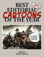 Best Editorial Cartoons of the Year: 2013 Edition