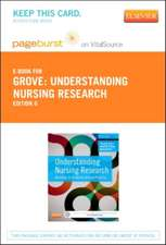 Understanding Nursing Research - Elsevier eBook on Vitalsource (Retail Access Card): Building an Evidence-Based Practice