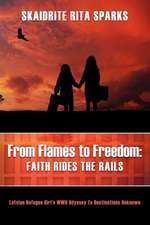 From Flames to Freedom